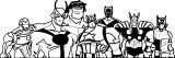 Avengers Coloring Page 052