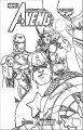 Avengers Coloring Page 082