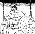 Avengers Coloring Page 148