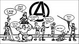 Avengers Coloring Page 158