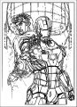 Avengers Coloring Page 200