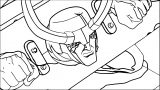 Avengers Coloring Page 216