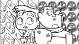 Bb Picture Teen Titans Go Robin Coloring Page