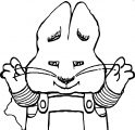 Being It Max And Ruby Coloring Page