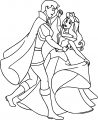 Disney Aurora And Phillip Coloring Pages 29