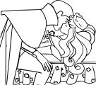 Disney Aurora And Phillip Coloring Pages 41