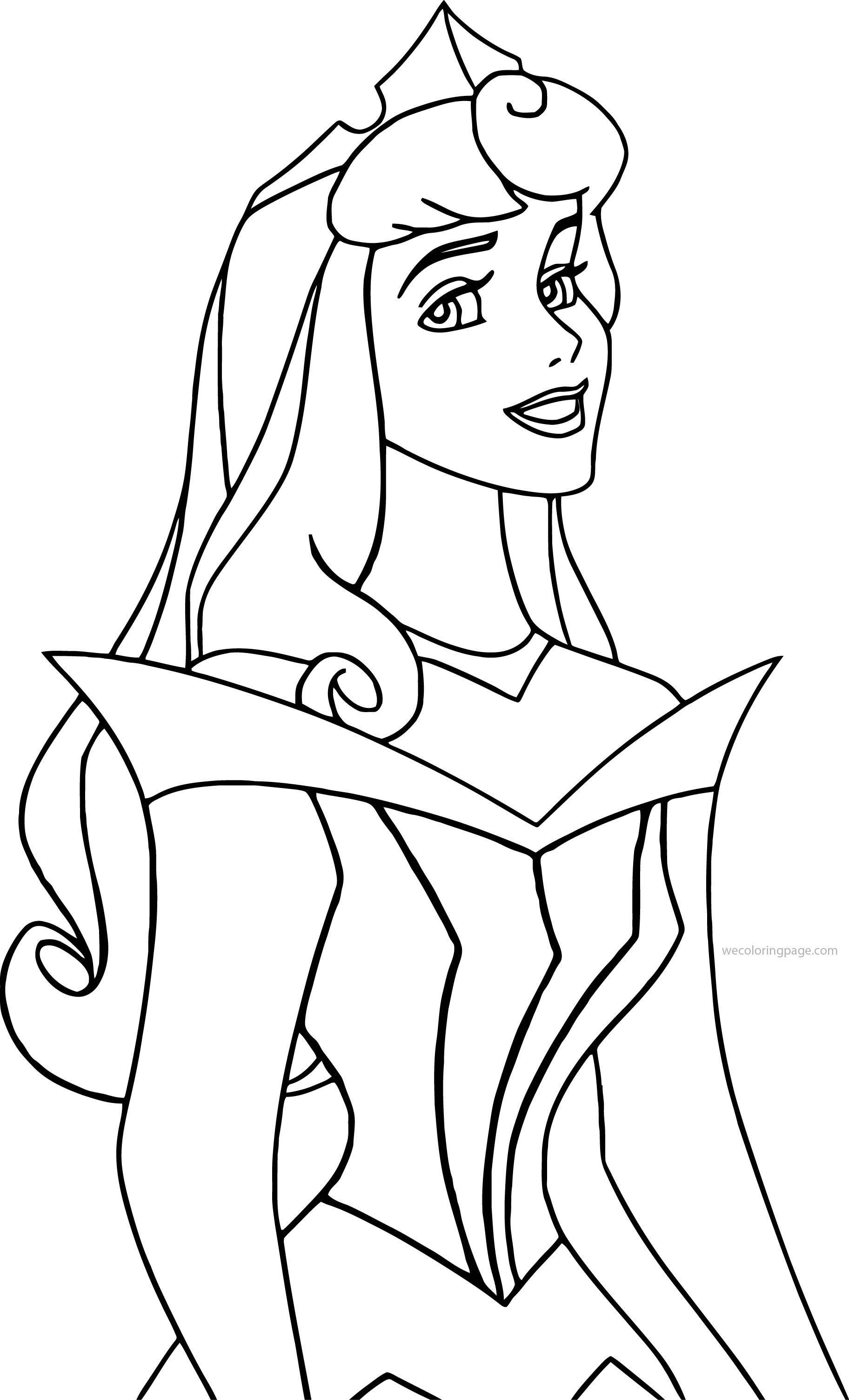 Disney Aurora Regal Sleeping Beauty At Coloring Pages 30