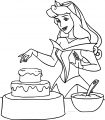 Disney Aurora Sleeping Beauty At Coloring Pages 04