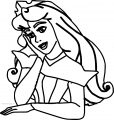 Disney Princess Sleeping Beauty At Disney May 1911 Coloring Pages