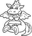 Dragon Coloring Page WeColoringPage 46