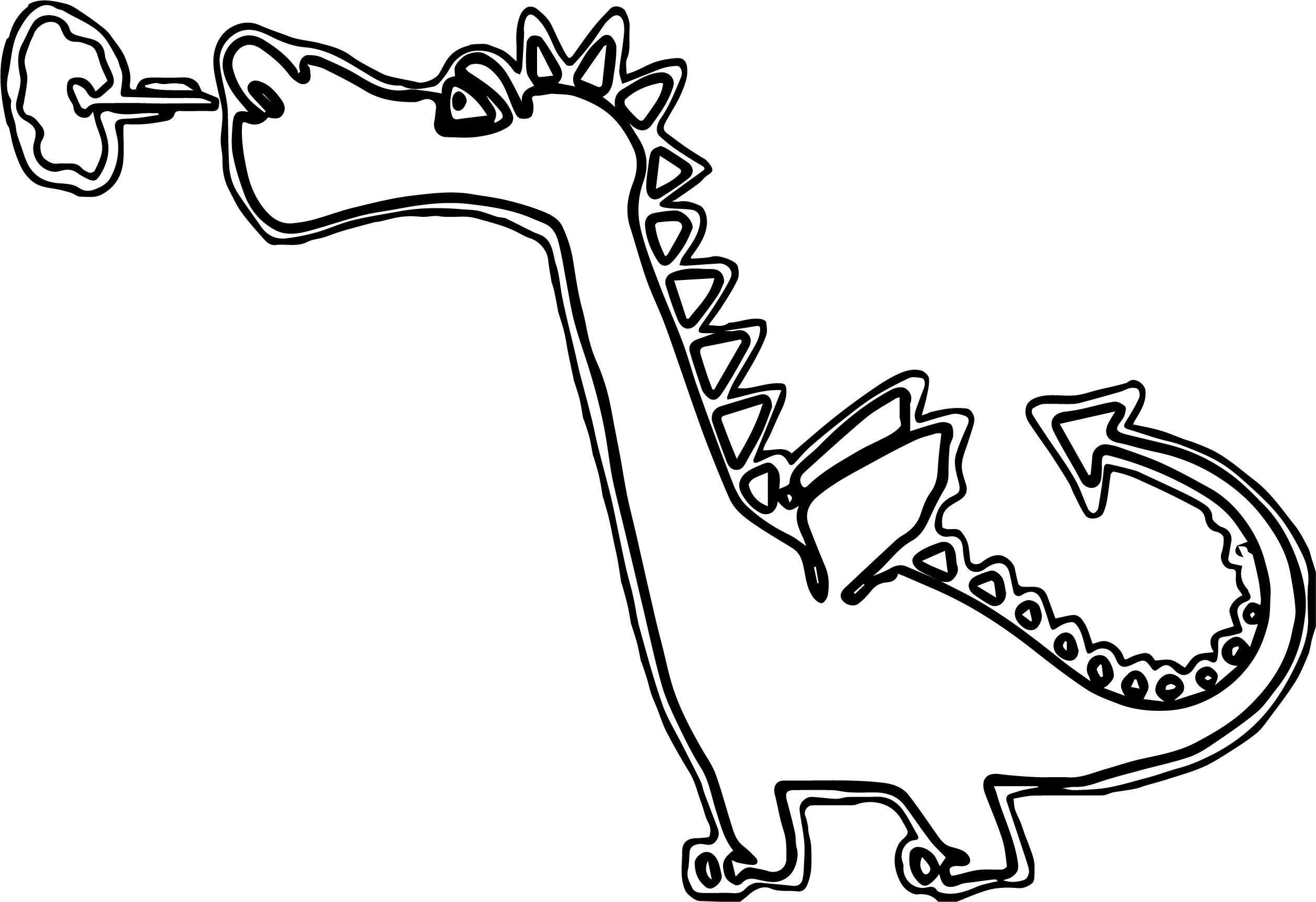 Dragon Coloring Page WeColoringPage 53