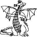 Dragon Coloring Page WeColoringPage 56