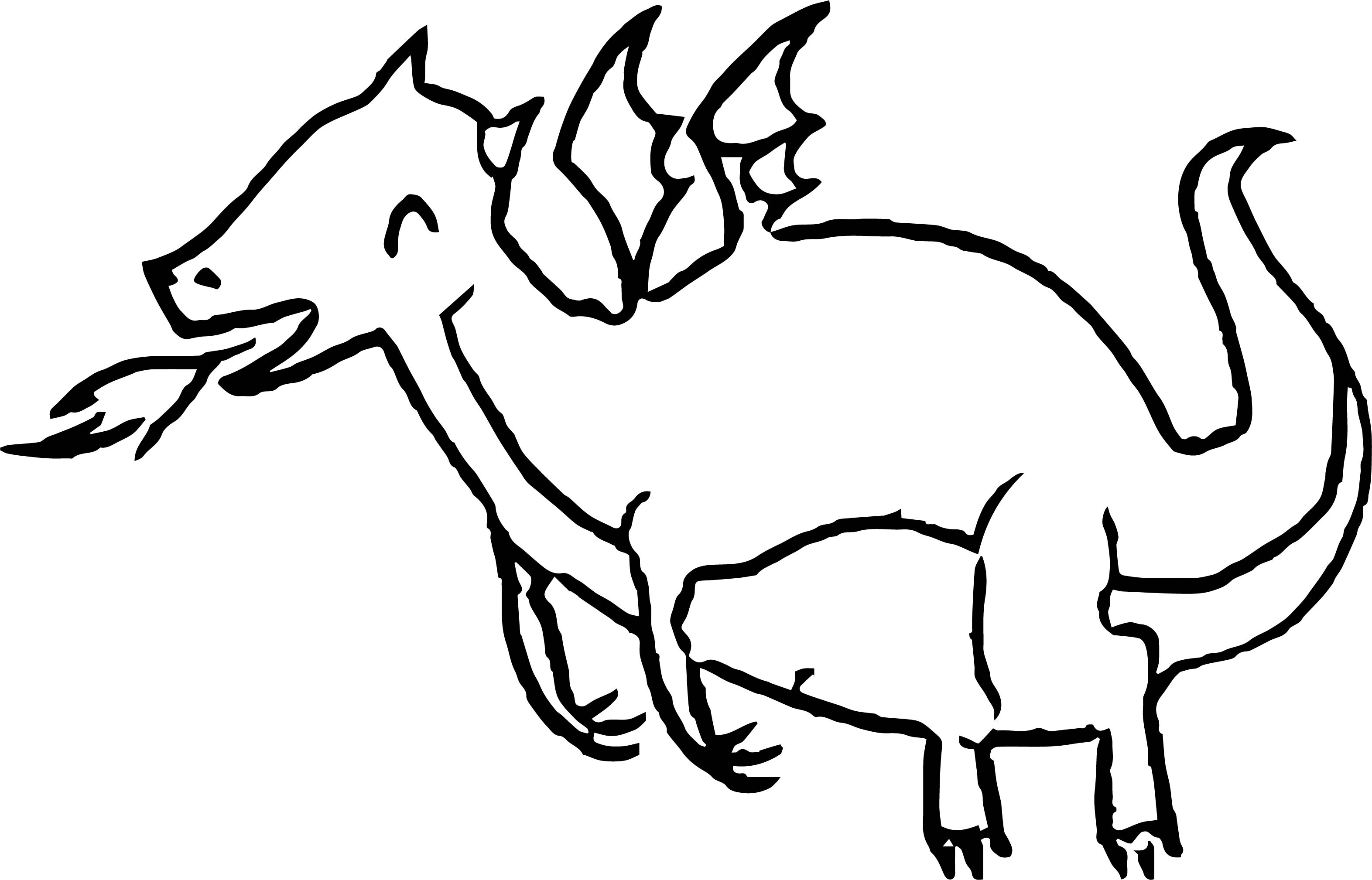 Dragon Coloring Page WeColoringPage 59