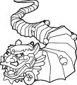 Dragon Coloring Page WeColoringPage 69