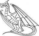 Dragon Coloring Page WeColoringPage 74