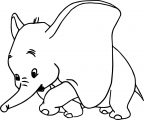 Elephant Coloring Page 55