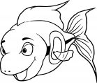 Fish Coloring Page WeColoringPage 009