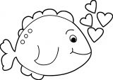 Fish Coloring Page Wecoloringpage 048