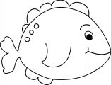 Fish Coloring Page Wecoloringpage 050