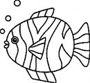 Fish Coloring Page Wecoloringpage 058