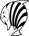 Fish Coloring Page Wecoloringpage 069