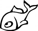 Fish Coloring Page Wecoloringpage 070