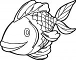 Fish Coloring Page Wecoloringpage 073
