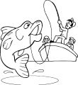 Fish Coloring Page Wecoloringpage 079