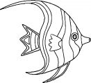Fish Coloring Page Wecoloringpage 086