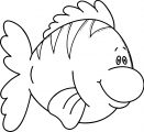 Fish Coloring Page Wecoloringpage 087