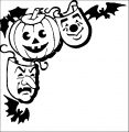 Free Bat Halloween Images And Coloring Page