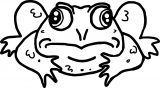 Frog Coloring Page 078