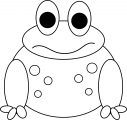 Frog Coloring Page 162