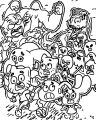 Gumball The Finale Coloring Page