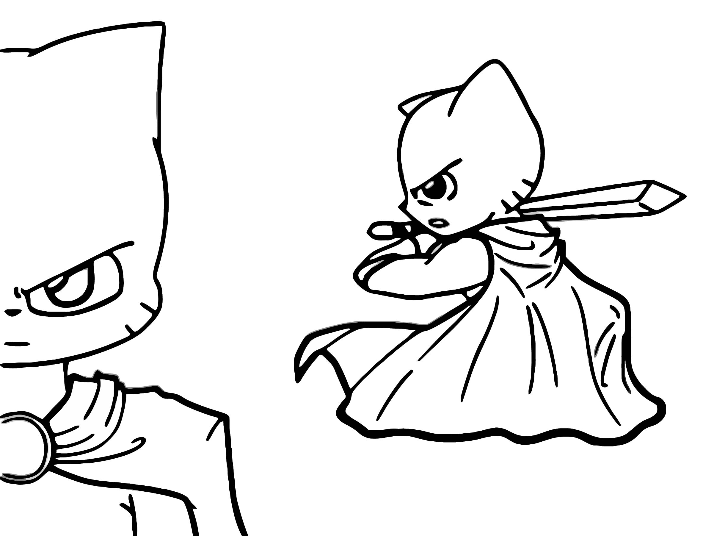 Gumball Watterson It S Time Coloring Page