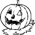Halloween Coloring Page WeColoringPage 020