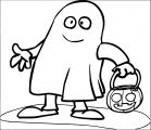 Halloween Costume Free And Others Art Inspiration Coloring Page