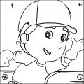 Handy Manny Coloring Page 11