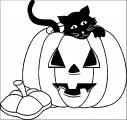 Happy Halloween Pumpkin Halloween Pumpkin Pictures Coloring Page