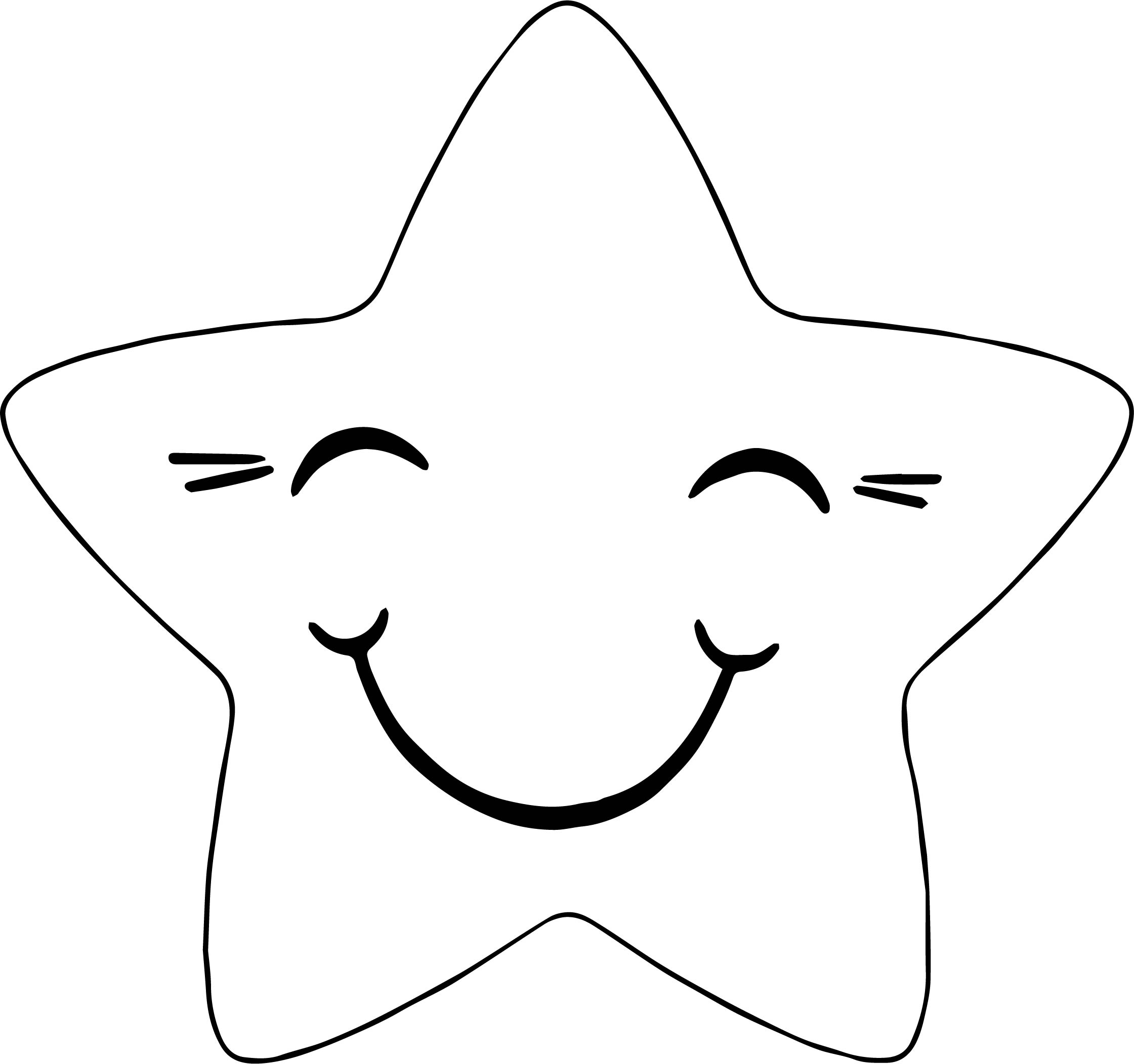 Happy Star We Coloring Page 31