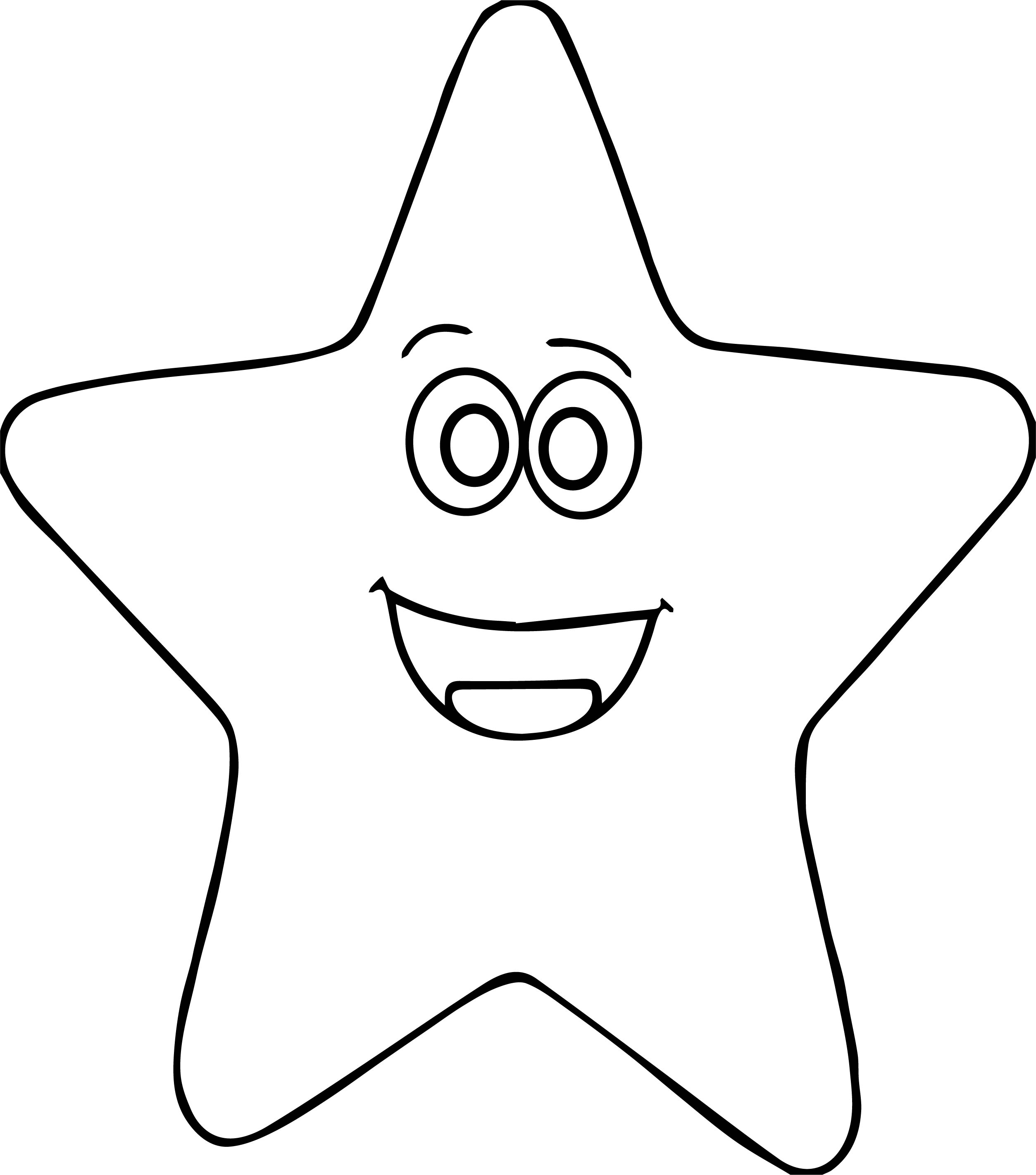 Happy Star We Coloring Page 34