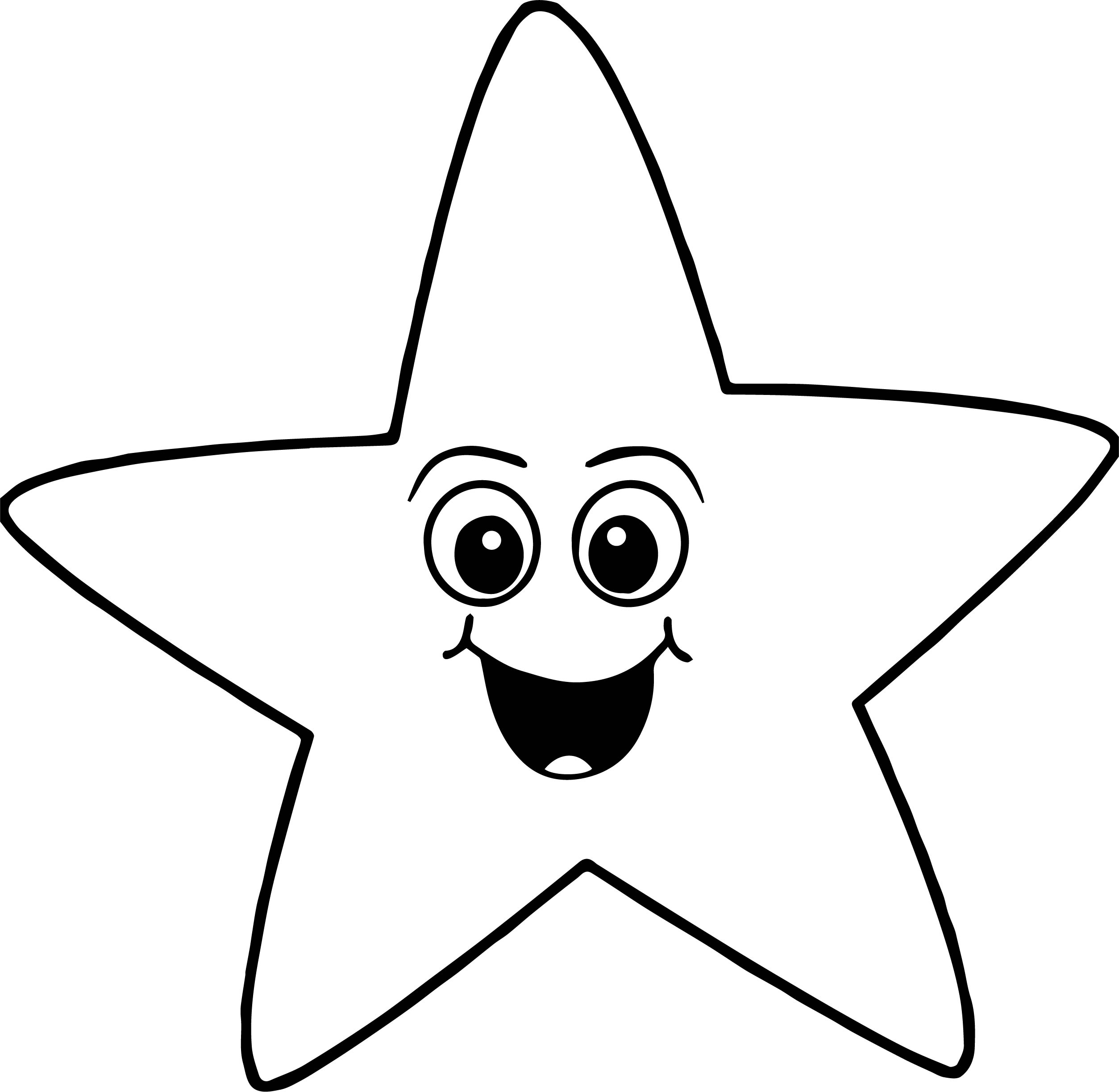 Happy Star We Coloring Page 35