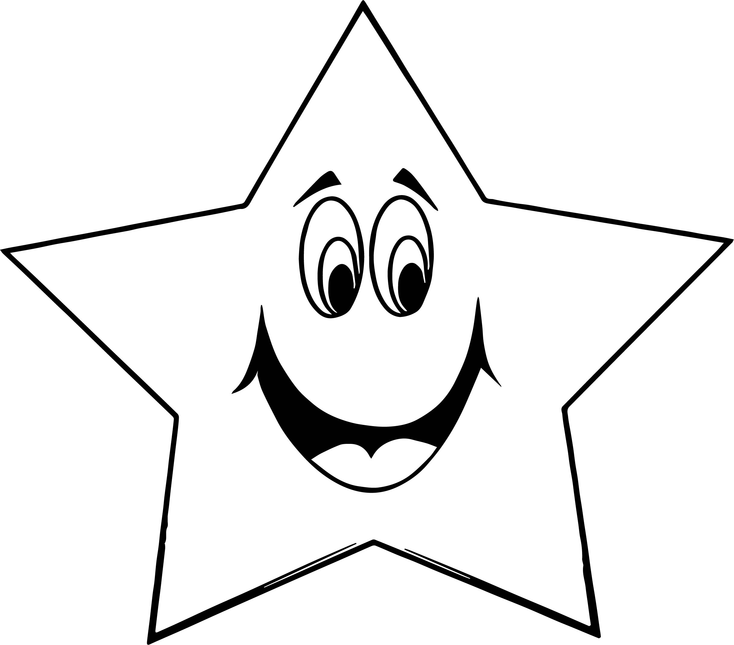 Happy Star We Coloring Page 36