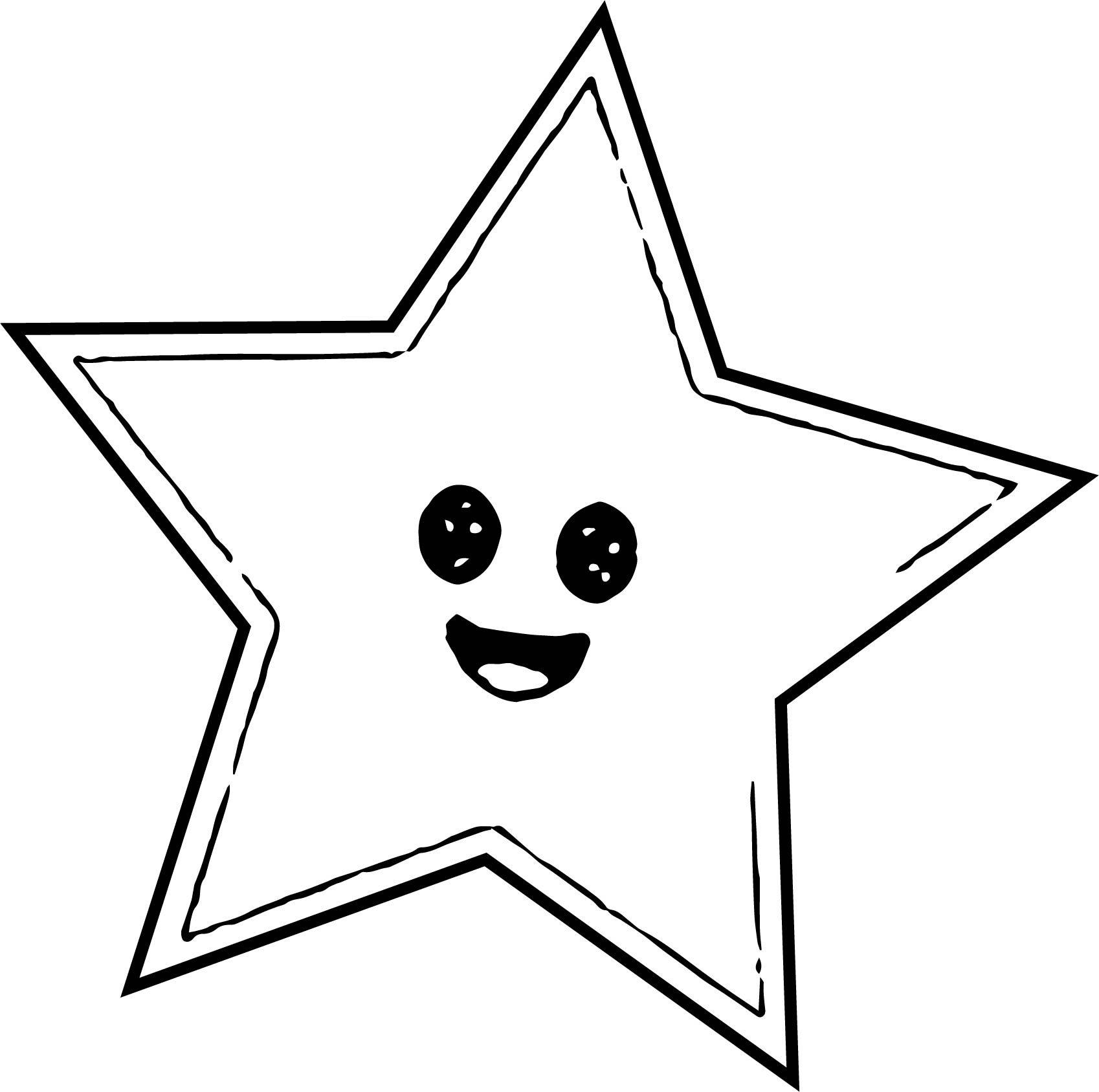 Happy Star We Coloring Page 63