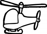 Helicopter Coloring Page 39