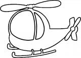 Helicopter Coloring Page 63