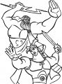 Hercules Gods And Muses Coloring Pages