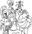Hercules Gods Coloring Pages