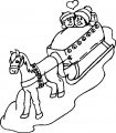 Horse Coloring Page Wecoloringpage 111