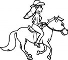 Horse Coloring Page Wecoloringpage 118
